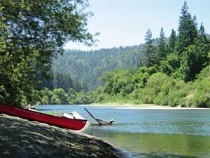 The Russian River With